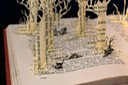 Danny Champion of the World book sculpture 4 web