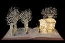 Danny Champion of the World book sculpture 1 web