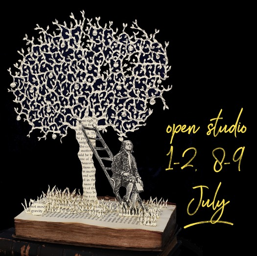 Newton open studio