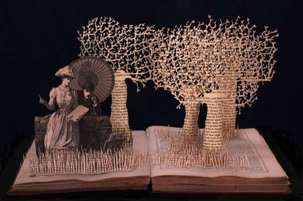 now was her opportunity book sculpture web