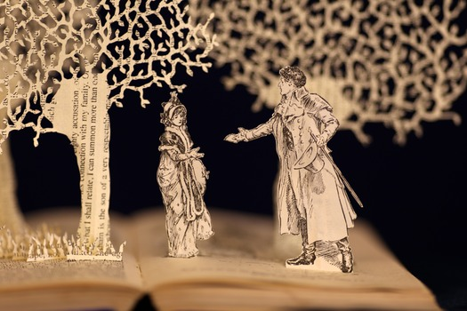 Pride and Prejudice book sculpture 3 web