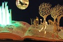 wizard of oz book sculpture 3 web
